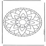 Broderkort - Stitchingcard 7