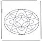 Stitchingcard mandala 7