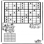Kreativitet - Sudoku Cars