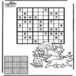 Kreativitet - Sudoku Circus