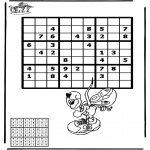 Kreativitet - Sudoku Diddl 1