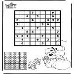 Kreativitet - Sudoku Diddl 2