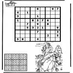 Kreativitet - Sudoku horseriding