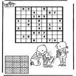 Kreativitet - Sudoku Jip and Janneke