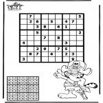 Kreativitet - Sudoku pirate