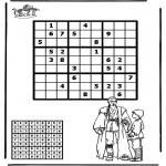Kreativitet - Sudoku Star Wars