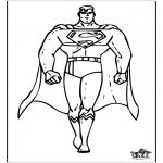 Tegneseriefigurer - Superman 1