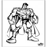 Tegneseriefigurer - Superman 4