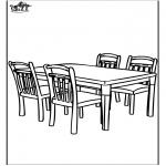 Litt av hvert - Table
