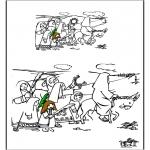 Kreativitet - Teken af Palmpasen