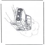 Litt av hvert - terreinwagen