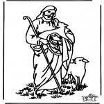 Bibelsk - The good shepherd 4