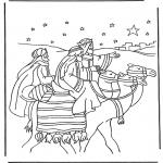 Bibelsk - Three wise men 1