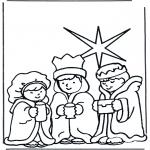 Bibelsk - Three wise men 2
