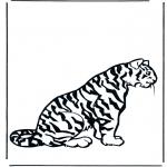 Dyr - Tiger 2