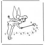 Tegneseriefigurer - Tink 2