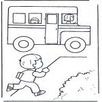 Småbarn - To school 5