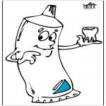 Litt av hvert - Toothpaste
