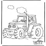 Litt av hvert - Tractor