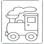 Småbarn - Train