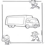 Litt av hvert - Truck 1