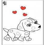 Temaer - Valentine Dog