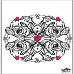 Temaer - Valentine Flowers