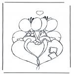 Temaer - Valentine's day 24