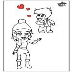 Temaer - Valentine's day 76