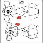 Temaer - Valentine's day 79
