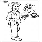 Litt av hvert - Waiter 2