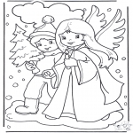 Vinter - Walking in the snow