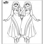 Småbarn - Warda girls