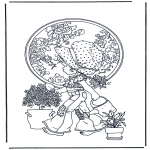 Litt av hvert - Watering the plants