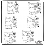 Kreativitet - Which 2 are the same Babar