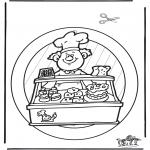 Kreativitet - Windowpicture baker