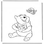 Tegneseriefigurer - Winnie the Pooh 1