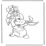 Tegneseriefigurer - Winnie the Pooh 17