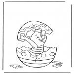 Tegneseriefigurer - Winnie the Pooh 19