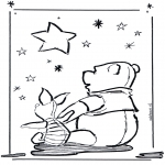Tegneseriefigurer - Winnie the Pooh 3