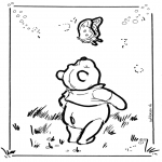 Tegneseriefigurer - Winnie the Pooh 6