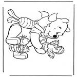Tegneseriefigurer - Winnie the Pooh 7