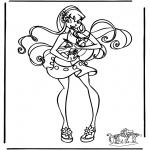 Tegneseriefigurer - Winx Club 12