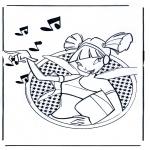 Tegneseriefigurer - Winx club 3