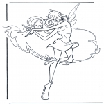 Tegneseriefigurer - Winx Club 4