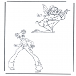 Tegneseriefigurer - Winx Club 7