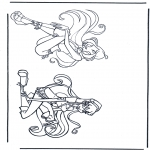 Tegneseriefigurer - Winx Club 8
