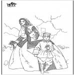 Litt av hvert - Woman and boy