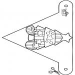 Jul - X-mas Decorationflag 8
