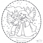 Jul - X-mas stitchingcard 12